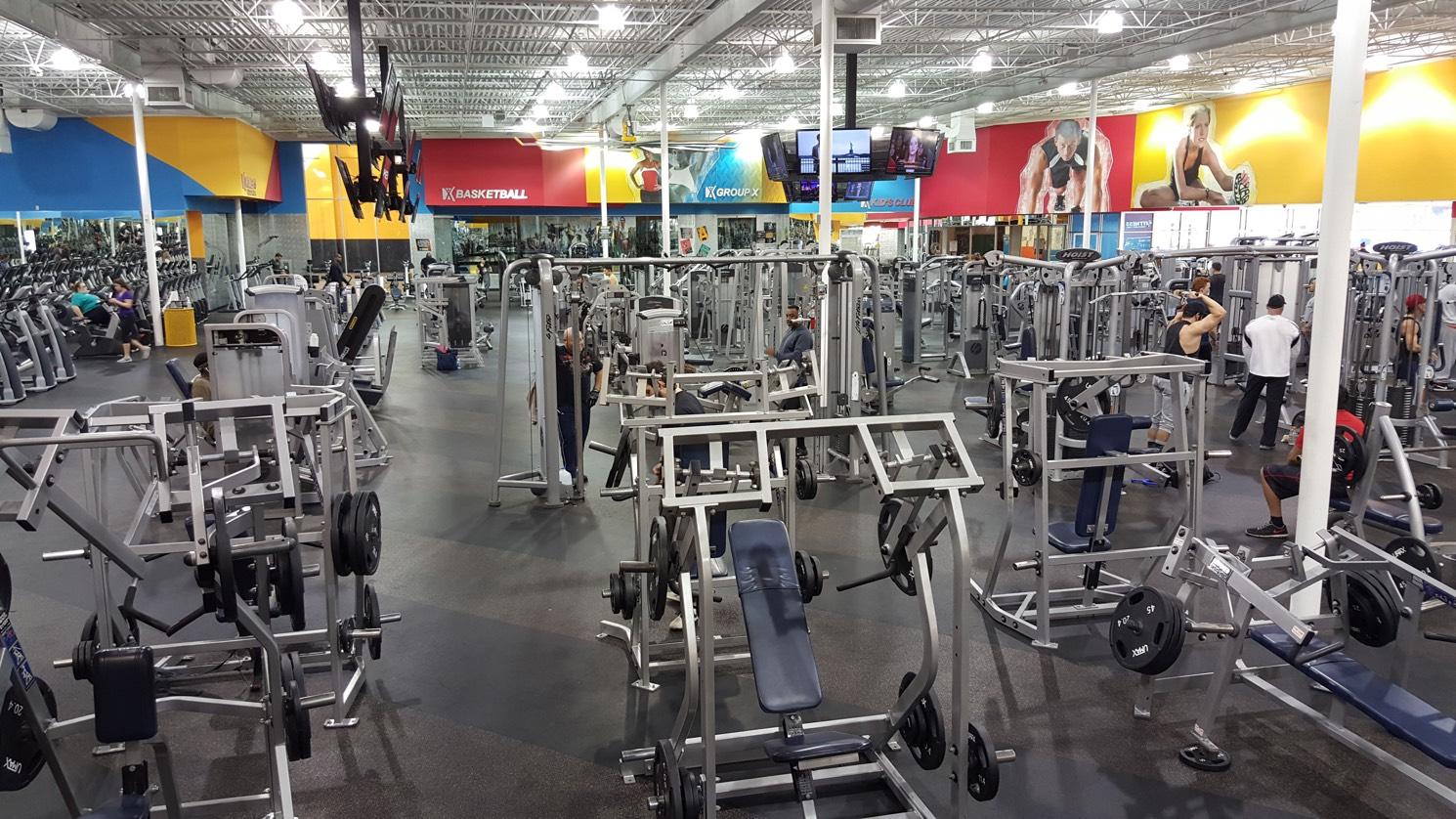 Gym In Bedford Tx 3300 Harwood Rd Fitness Connection