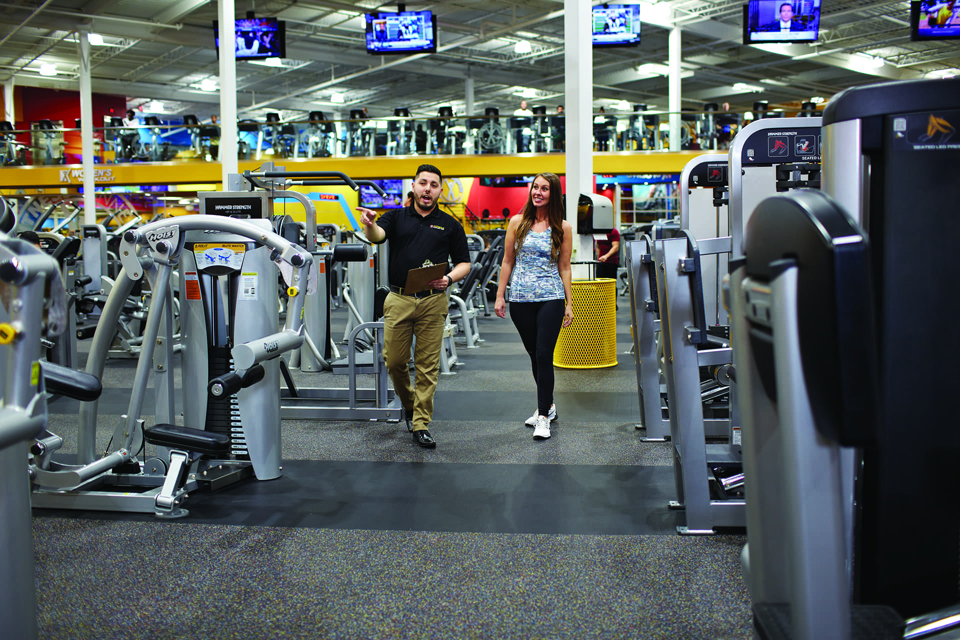 5 Day Pass Try Us For Free Fitness Connection